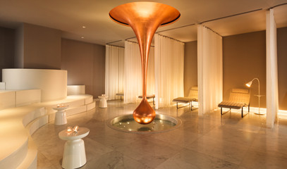 Couples' Comfort: Side by Side Spa Treatments at agua Spa at Mondrian London