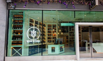 Taste of the Continents: Introductory Enomatic Wine Tasting for Two at M Victoria Wine Store