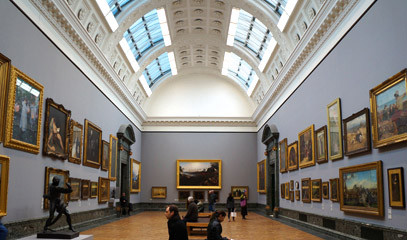 Art Aficionado: National Gallery Private Group Lecture and Lunch at The Square