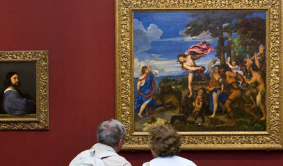 Art of a Nation: National Gallery Private Group Tour and Lunch at Michelin-starred The Square