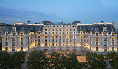 Parisian Pampering: Luxury Spa & City Break for Two at The Peninsula Paris