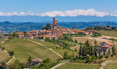 Gastronomy's Peak: Three Night Ultra-Premium Wine Getaway for Two in Piedmont