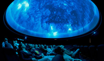 Starry Starry Night: Planetarium Show At The Royal Observatory And Dining With A View at Craft London For Two