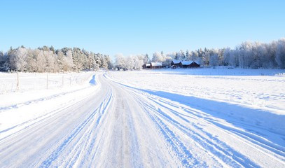 Porsche Ice Drive Break for Two: Four Days in Sweden with Ice Driving and Snow Safari