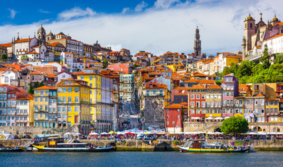 The Birthplace of Port: Three Night Port Wine Tasting Getaway for Two in Oporto