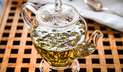 The Perfect Brew: Private Tutored Tea Tasting for Two at the Rare Tea Company