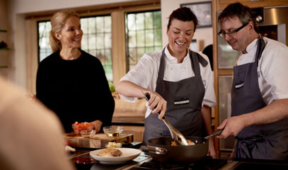 Host with the Most: Host Your Own Dinner Party at The Raymond Blanc Cookery School