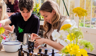 Capturing Essence: Bespoke Branded Candle Making Class For Two With The London Refinery