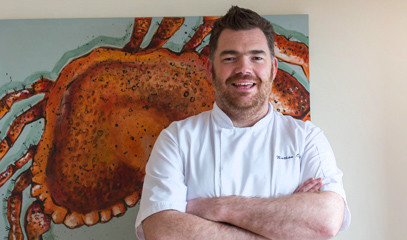 Catch of the Day: Two Michelin Starred Seafood Dinner for Two at Restaurant Nathan Outlaw