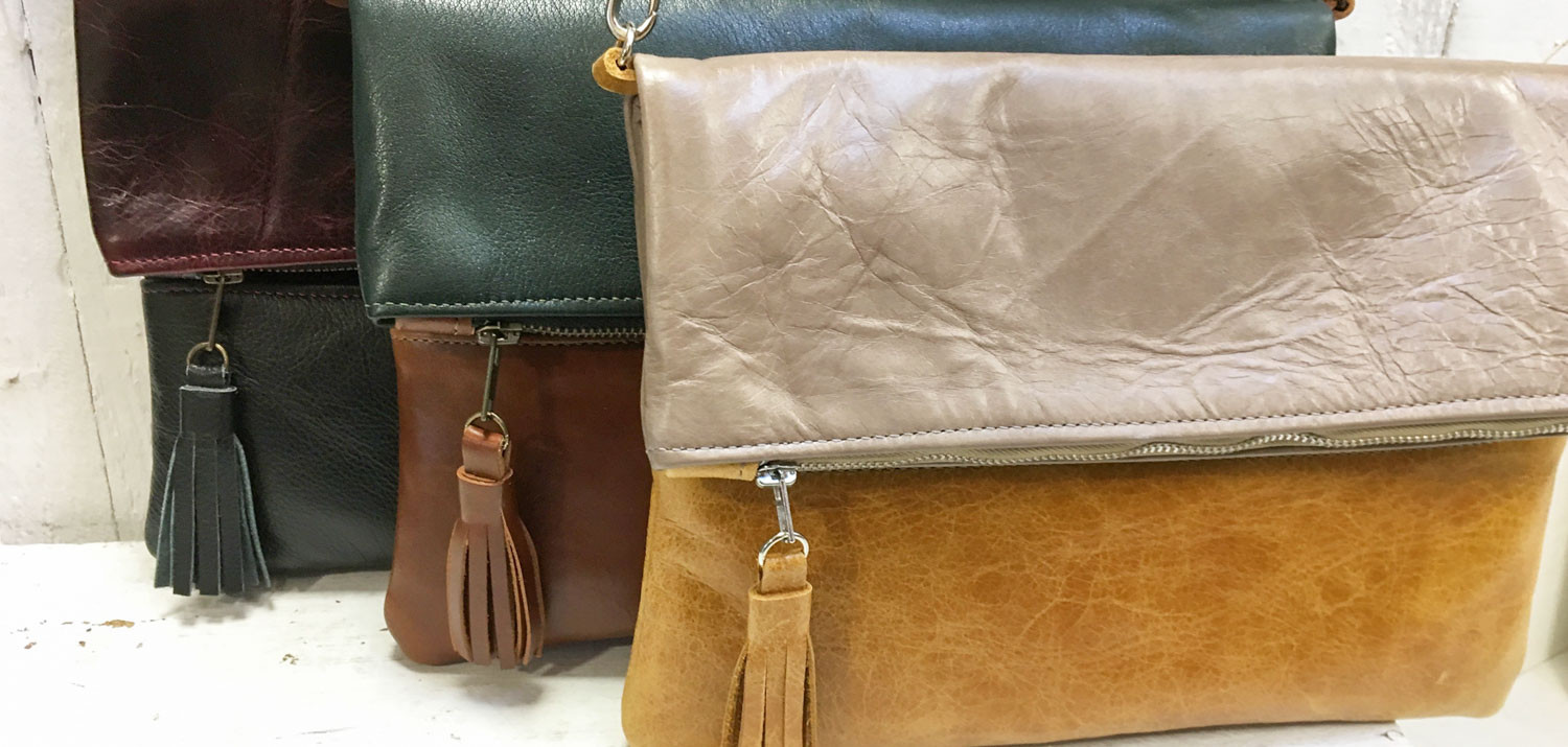 Classy And Fabulous: Design Your Own Leather Handbag For One With Rosanna Clare