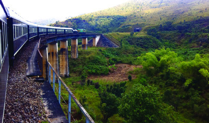 Ride the Rail: Train Journey through the Heart of Africa for Two