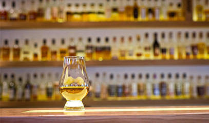 Wake Up and Smell the Whisky: Morning Masterclass for Two at The Scotch Whisky Experience