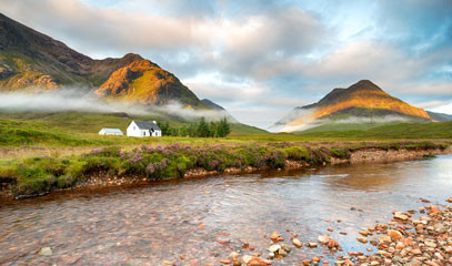 Lowlands and Highlands: Four-Day Driving Adventure in Scotland for Two