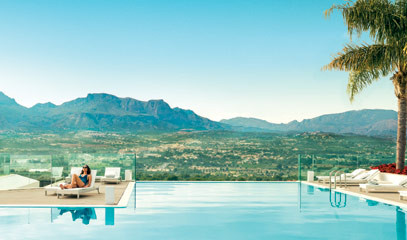 Europe's Best Wellness Spa: Four-Day Spanish Health Retreat for Two at SHA