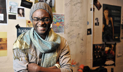 Capturing London in Verse: Private Poetry & Creative Writing Tour of London with Poet and Playwright, Inua Ellams