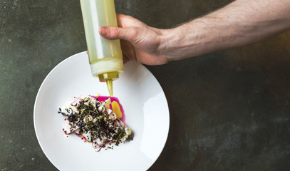 The Future of Dining: Sustainable Tasting Menu at Silo for up to 100 People