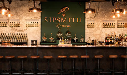 Quintessentially London: Distillery Tour and Gin Tasting for Two at Sipsmith Distillery
