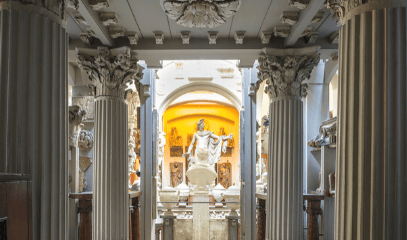 Age Of Antiquities: Sir John Soane Museum Highlights Tour and Michelin Star Lunch for Two