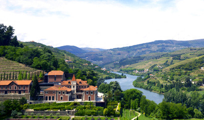 Treat Yourself: Wine and Spa Break for Two at Six Senses Douro Valley