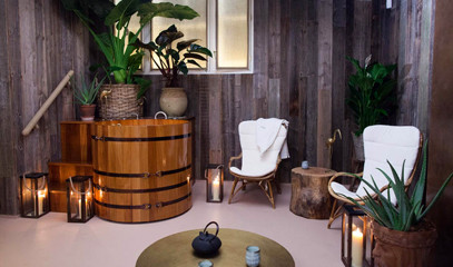Traditional Banya: Luxury Wellness Experience for Eight at South Kensington Club's Private Banya Suites