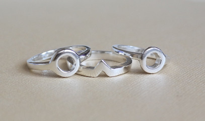 One Ring To Rule Them All: Silver Ring Making For One At Sofi & Amia