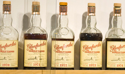 Glenfarclas Family Casks: Exclusive Whisky Tasting for Two at the Soho Whisky Club