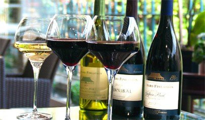 Cape Town Vintage: South African Wine Tasting Flight for Two at Montague on the Gardens