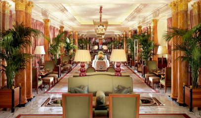 Great British Tea: Luxury Afternoon Tea for Two at The Dorchester Hotel