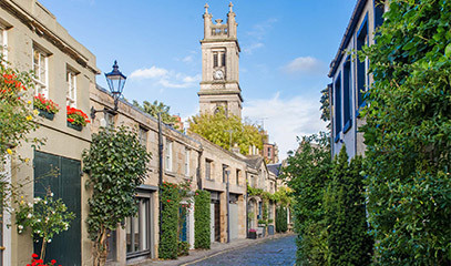Butchers & Bakers: Stockbridge Village Foodie Tour For Two with Food Writer, Nell Nelson