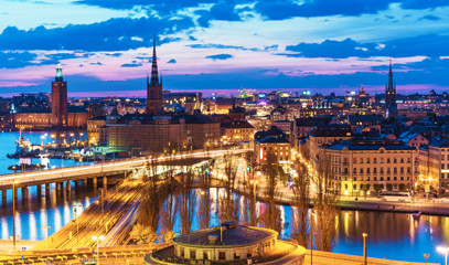 Stockholm Break with Michelin Star Dining & Spa Experience