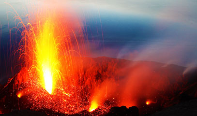 Some Like it Hot: Volcanic Adventure for Two on Stromboli