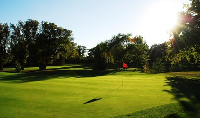 Take on the Fairways of Royal St George's: Kent Golf Break for Two