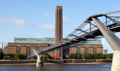 Mastering Modernity: Private Tate Modern Tour & Contemporary Michelin Star Dining for Two