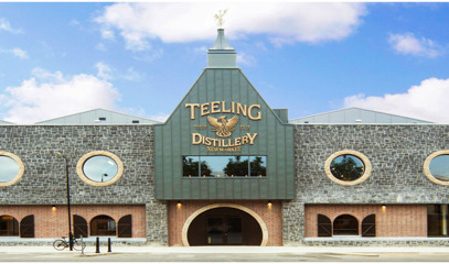 Spirit Of Dublin: Private Tour and Premium Whisky Tasting For Two At Teeling Whiskey Distillery