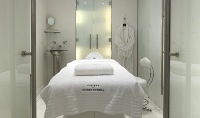 Traditional Treatment: Gentleman's Indulgence Package at The Spa at Alfred Dunhill