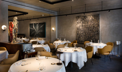 Iconic Mayfair: Three-Course Michelin-Starred Lunch for Two at The Square