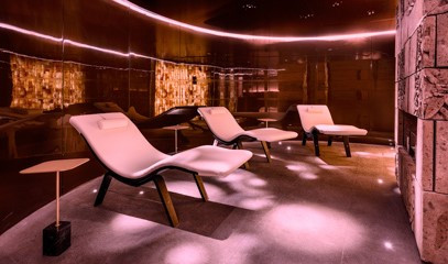 Spa Together: Couples Retreat Spa Day with Lunch and Champagne at Cloud Twelve