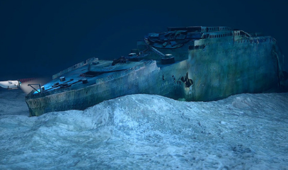 Deep Sea Discovery: Explore the Wreck of the Titanic in a High-Tech Submersible