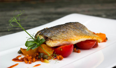 Wiltshire's Wonder: Eight-Course Michelin Star Tasting Menu for Two at The Harrow