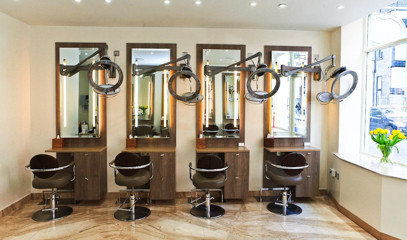 Heritage Hairdressers: Haircut, Kerastase Treatment and Blow Dry with a Senior Hairstylist at Michaeljohn
