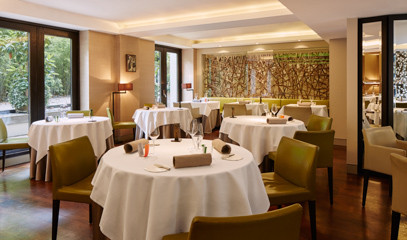 La Belle Vie: Lunch for Two at Double Michelin-Starred The Greenhouse
