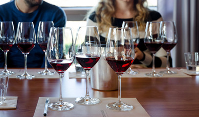 Teaching Taste: Private Group Wine Tasting Masterclass up to Ten at your Home with Winfield Wines