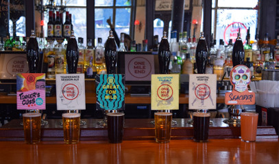 East End Brewing: East London Craft Beer Tour For Two