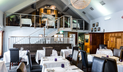 Contemporary Dublin Dining: Michelin Star Tasting Menu for Two at l'Ecrivain