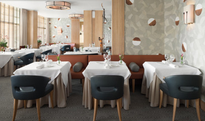 Meat-Free Michelin Star: Vegetarian Tasting Menu for Two at Restaurant Martin Wishart