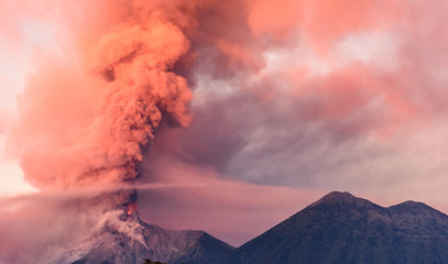 Some Like It Hot: Private Volcano Camping Expedition For One Through Guatemala