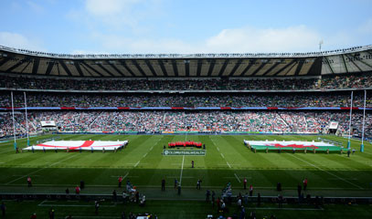 The Home of Rugby: Twickenham Stadium Tour and Michelin Star Dining for Two