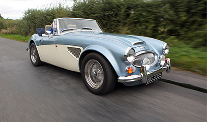 A Trio Of Triumph: Sportscars Taster Drive For One With Great Escape Cars