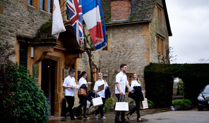 L'Art De Cuisiner: Weekend Full-Day Cookery Course For One At The Raymond Blanc Cookery School