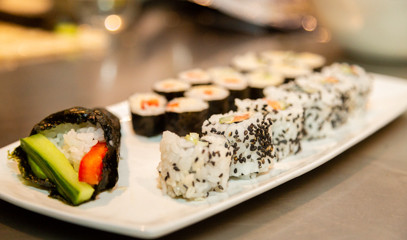 Sofishticated Cooking: Private Online Sushi Workshop For Two With The Avenue Cookery School